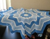 Hand Made Crochet Baby Blanket