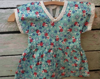 Lovely vintage doll dress