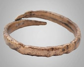 Mans Antique Ancient Wedding band Viking Ring C.866-1067AD. Size 12  (21.7mm)(BRR766)