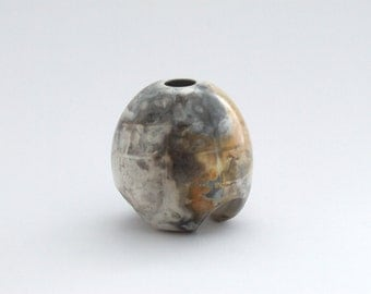 Small Experimental Smoke Fired Vessel made in Ireland