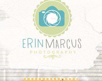 Premade business logo - Photography watermark logo - Photography logos branding