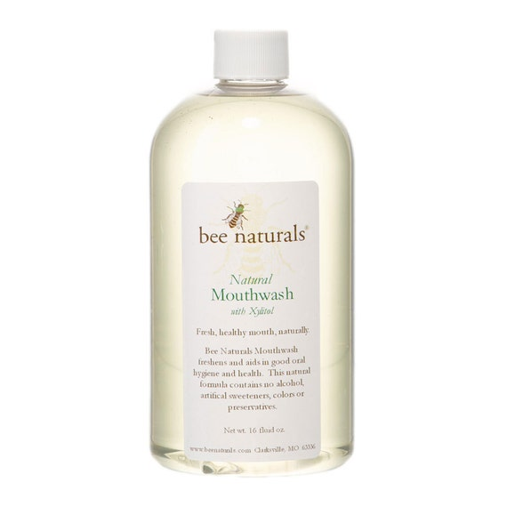 Natural Mouthwash by Bee Naturals