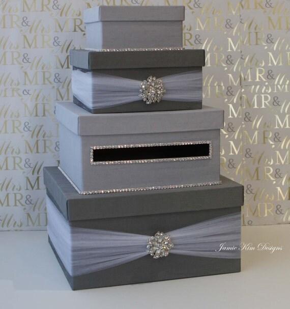 Wedding Gift Music Box : Wedding Card Box Money Box Wedding Gift Card Money BoxCustom Made ...