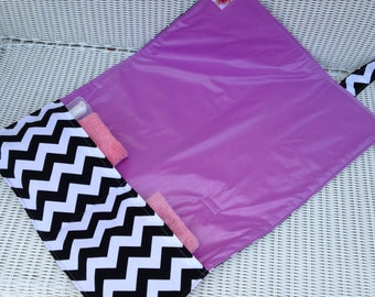 CUSTOM Waterproof Changing Pad with Pockets / CUSTOM Travel Pad with Pockets