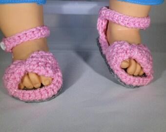 Baby Girl Sandals, Toddler Sandals, Crocheted Baby Shoes, Crocheted Shoes, Crocheted Sandals