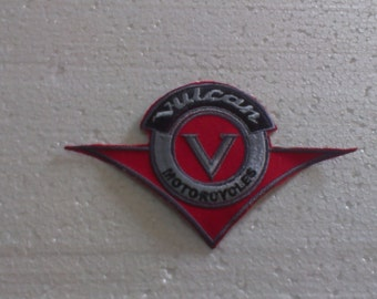 Vulcan Motorcicles Patch