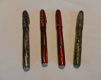 Arnold Pen Company Marbleized Fountain Pen Old Stock