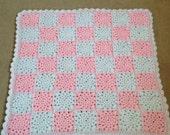 Custome Crochet baby blanket