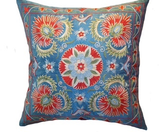 Handmade Suzani Pillow Cover MSP731
