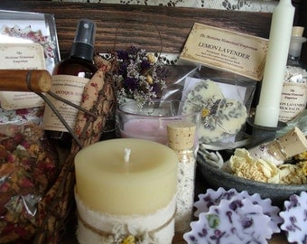 SCENT LIST - current scent list of all candles, tarts, room sprays can be used on any of our products