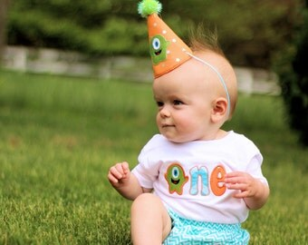 Boy 1st Birthday- Boy First Birthday- Baby first Birthday- Monster Birthday- Boy Monster shirt- Boy Birthday shirt- Monster Birthday-Monster