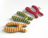 y chromosome motoric toy for boys made of organic fabrics