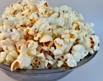 SALT & VINEGAR Freedom Snacks Savory Handcrafted Gourmet Popcorn