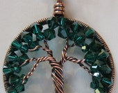 Coupon Code 25off -Birthstone Tree of Life,  Customized for all Birth Months