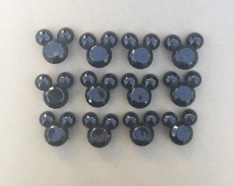 Set of 16 Mouse Chunky Beads