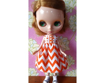 Blythe Doll Orangeade