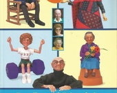 Book Family & Friends in Polymer Clay Techniques Caricatures NEW