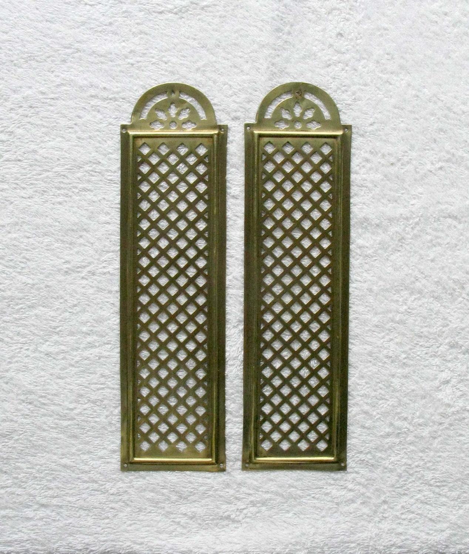 reserved for angela brass finger plates brass push plates. Black Bedroom Furniture Sets. Home Design Ideas