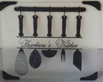 Personalized Kitchen Cutting Board
