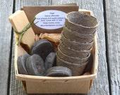Herb Seed Kit Organic Herb Garden Kit Kitchen Herbs Gift For Gardeners Hostess Gift Mother's Day Gift