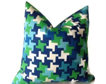Trina Turk Jax Designer Pillow Cover, Indoor Outdoor Pillow Cover, Throw Pillows, Designer Fabric, Cushion Covers, Home Decor