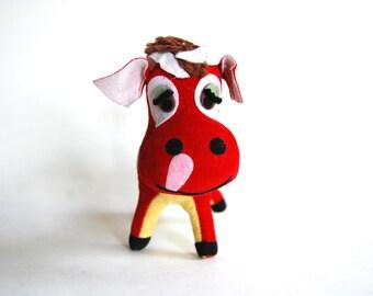 Vintage Dream Pet, Cow, Made in Japan
