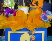 Despicable Me Minions Birthday Centerpiece Minions Party Decoration