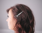 Gift Set of 6 Scissor Bobby Pins!  Best Seller!  The Original Bobby Pins Featured on Etsy & Pinterest