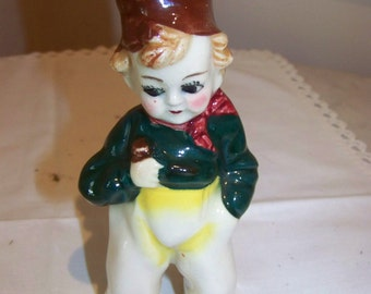 Dutch boy figurine