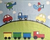 Transportation Mural - Tr...