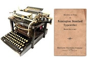 Remington No.6 and No.7 Standard Typewriter User's Manual Instant Download