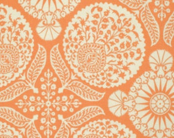 Joel Dewberry Fabric - 1 Fat Quarter FLORA, Bazaar in Carrot
