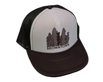 Browntown - Fly Fishing Trucker Hat