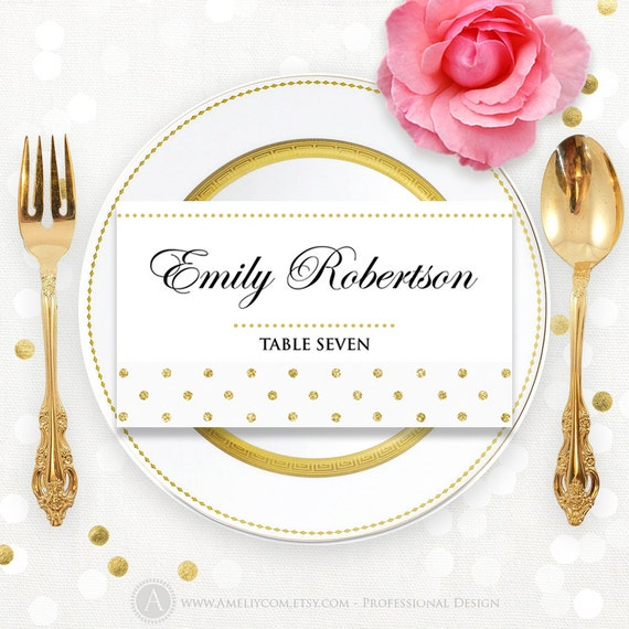 Monster image pertaining to gold printable place cards