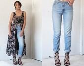90's High waist Levi's mom jeans 26