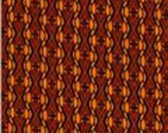 African Stripe Rust Timeless Treasures