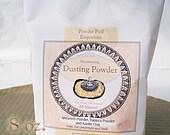 Half Pound (8 oz. net wt ) BULK Refill  Bath Body Dusting Powder (scented or unscented) Talc-Free, NATURAL Deodorizing