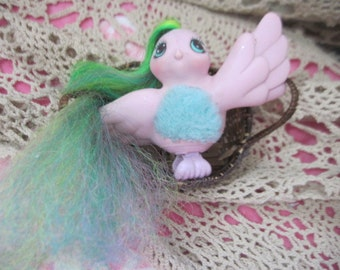 Fairy Tale Love Birds Fuzzy Tummy My Little Ponies Pony
