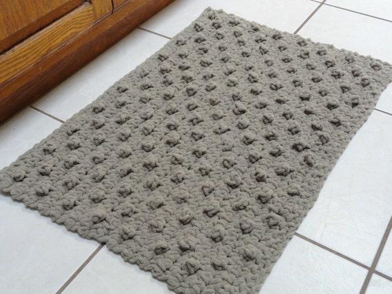 Crochet de salle de bain tapis tapis de bain cahoteuse cuisine Crochet salle de bain