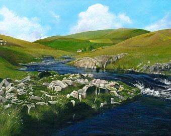 Midsummer River