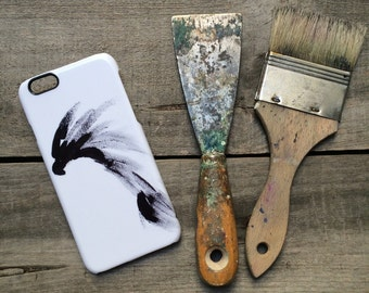 Black Eagle mobile phone accessory, Cool iPhone 5 case, mobile phone shell anniversary gift for him