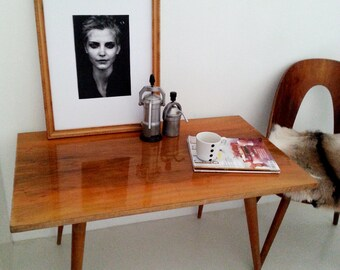 Retro coffee table 1970s
