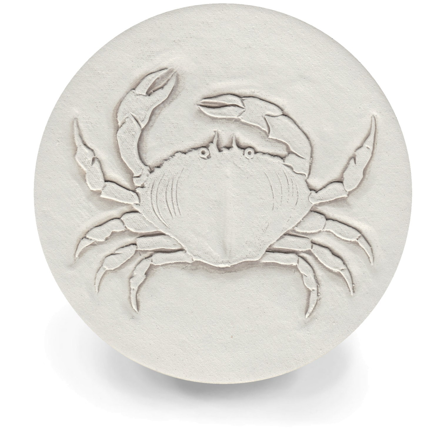 Crab drink coasters absorbent coasters beach by shaynemccarter - Drink coasters absorbent ...