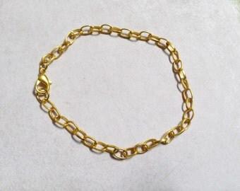 Charm Bracelets Chain Bracelets Link Bracelets Gold Link Chains Wholesale Bracelets Wholesale Chain-200pcs PREORDER