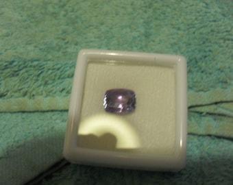 GIA CERTIFIED TANZANITE - Absolutely Stunning 5.81 Cts. of Gorgeous Pinkish Purple Tanzanite in a Beautiful Cushion Cut...