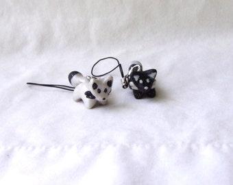 Cute Sparkle Fox Charm/Dust Plug