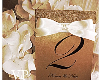 Gold Wedding Table numbers, gold wedding table number, Gold Table numbers, Freestanding table numbers, custom table numbers
