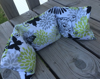 All Natural Flax Seed Neck pillows