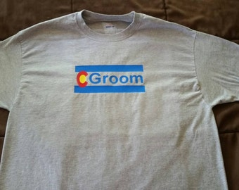 Colorado Groom T-shirt