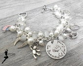 Miscarriage Awareness Bracelet | SIDS, Infant Loss PAIL Bracelet | Miscarriage Jewelry | Miscarriage Support Bracelet | SIDS jewelry